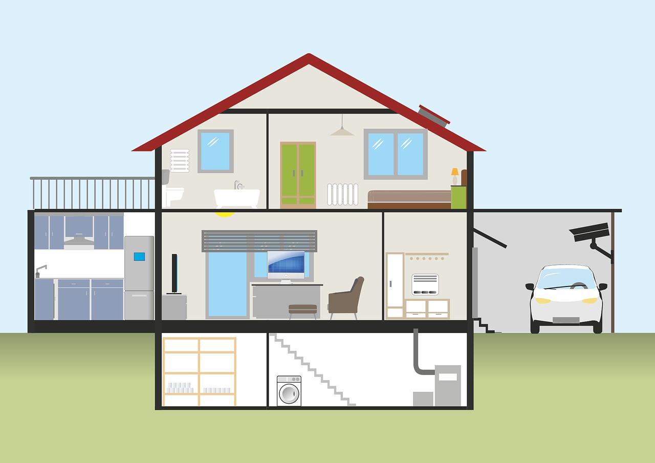 Read more about the article Investitionen ins Eigenheim – Besonders zu Pandemiezeiten ein wachsender Trend